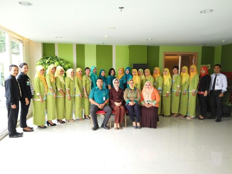 Koordinasi Tahunan Tim Pelayanan