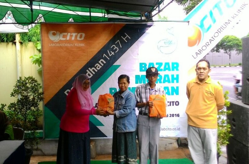 Bazaar Murah Ramadhan Lab. CITO Yogyakarta