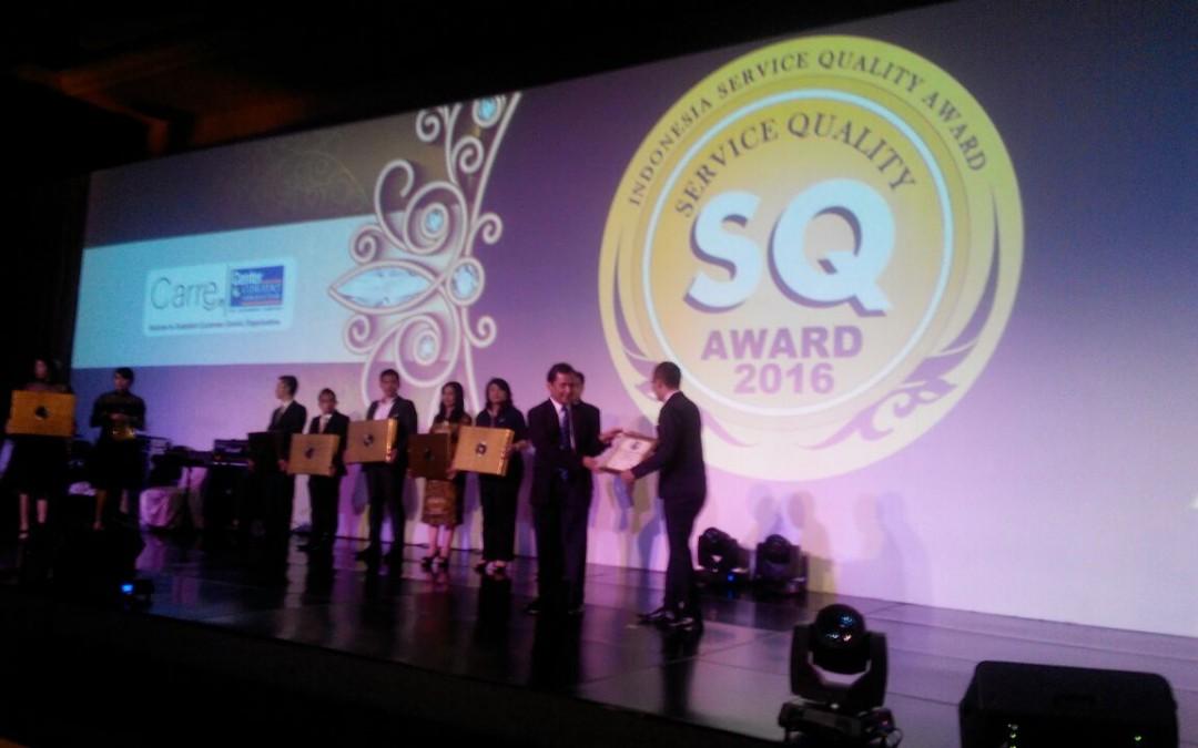 Cito kembali raih Service Quality Award untuk ke 4 kalinya