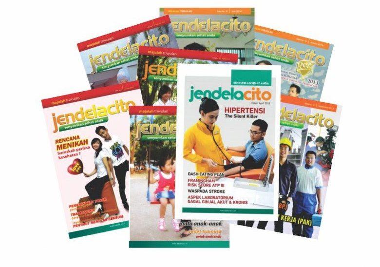 Majalah Jendela Cito Hadir kembali dalam format 44 halaman