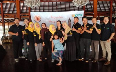 Halal bi Halal Paguyuban Wong Semarang