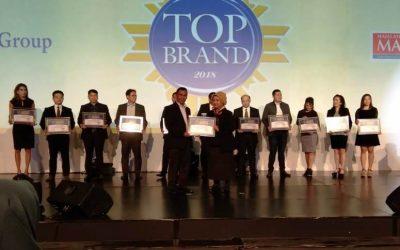 Laboratorium Klinik CITO kembali meraih TOP BRAND 2018