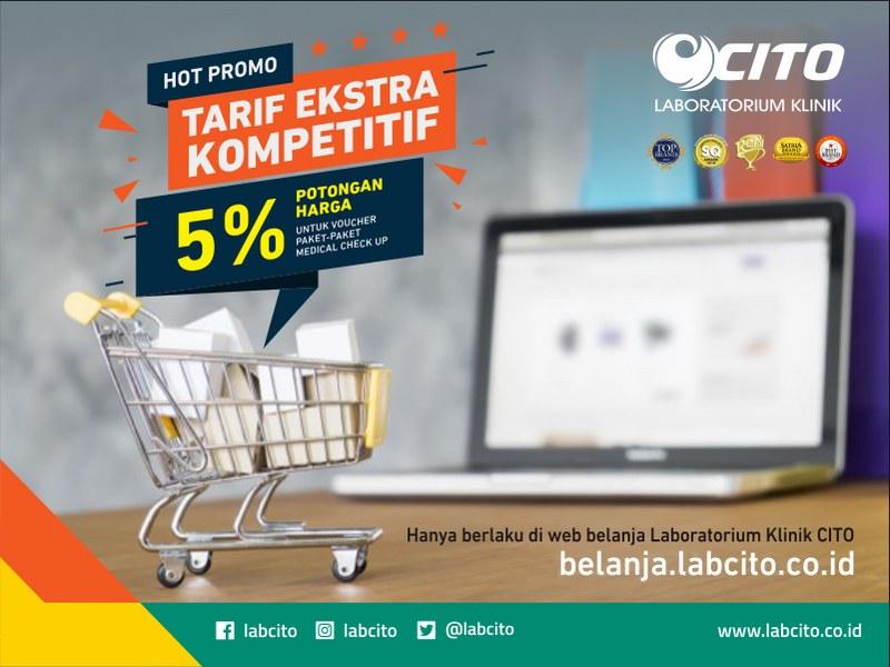 Tarif Ekstra Kompetitif hadir untuk pelanggan Web Belanja