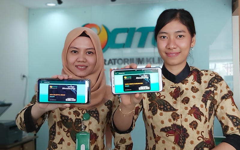 Cito E-Customer Membership, Inovasi Tebaru Dari Laboratorium Klinik CITO