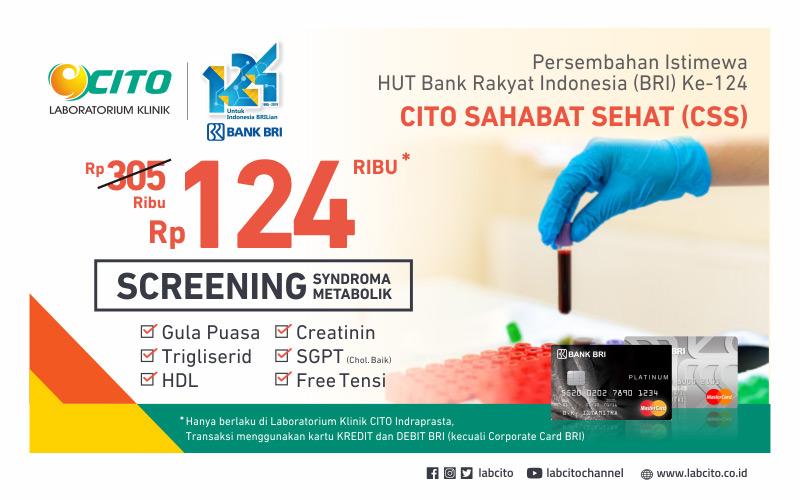 Promo CSS Desember 2019 Cabang Semarang Indraprasta