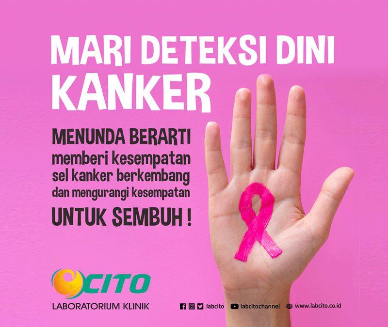 Deteksi Dini Kanker Yang Sering Diderita Oleh Wanita di Indonesia