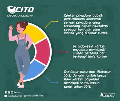 Fakta Tentang Kanker Payudara di Indonesia