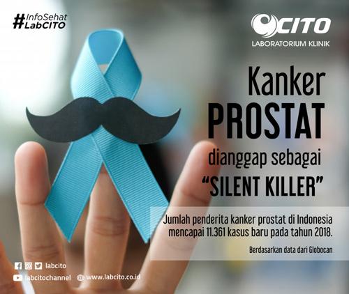 Fakta Tentang Kanker Prostat di Indonesia