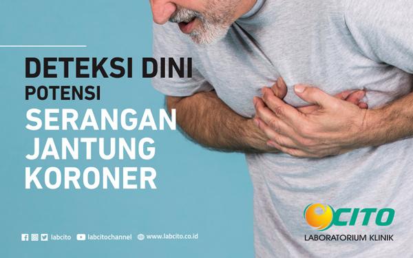 Deteksi Dini Potensi Serangan Jantung Koroner