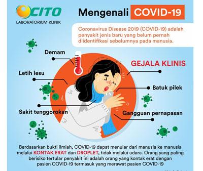 Mengenali Penyakit Corona Covid-19