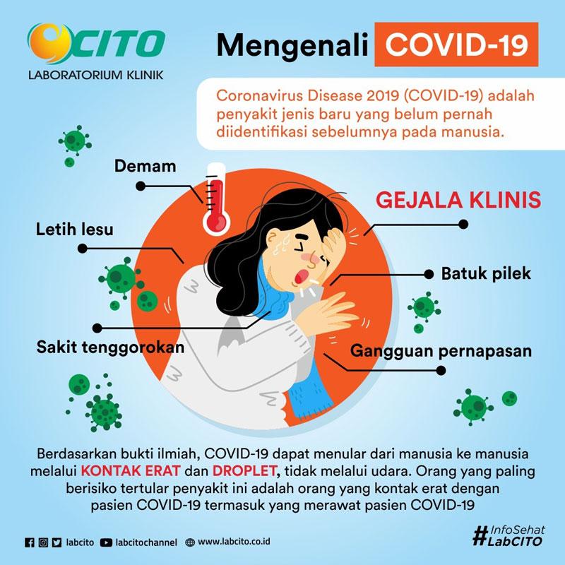 Mengenali Penyakit Corona Covid 19 Laboratorium Klinik Cito