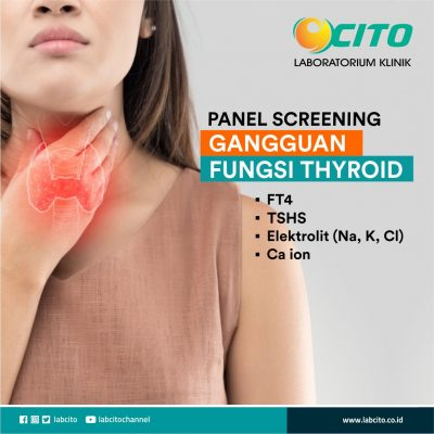 panel thyroid