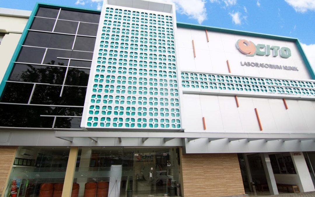 Laboratorium Klinik CITO Resmi Ditetapkan Kemenkes Sebagai Jaringan Laboratorium Pemeriksa Coronavirus